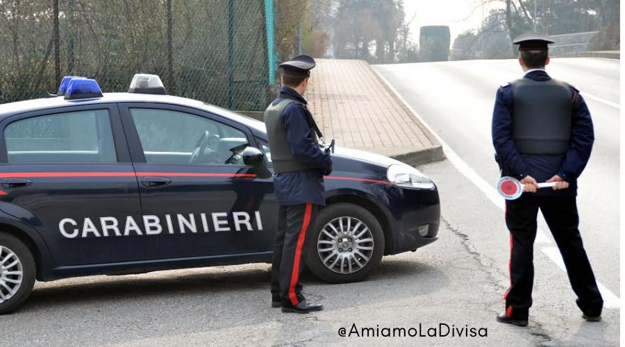 Assisteva alle operazione dei Carabinieri, ma aveva da scontare una pena di 5 anni: arrestato!