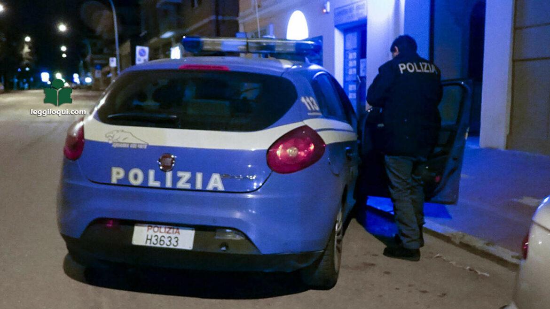 Dà in escandescenze al pronto soccorso e colpisce con una testata un poliziotto: ai domiciliari 26enne