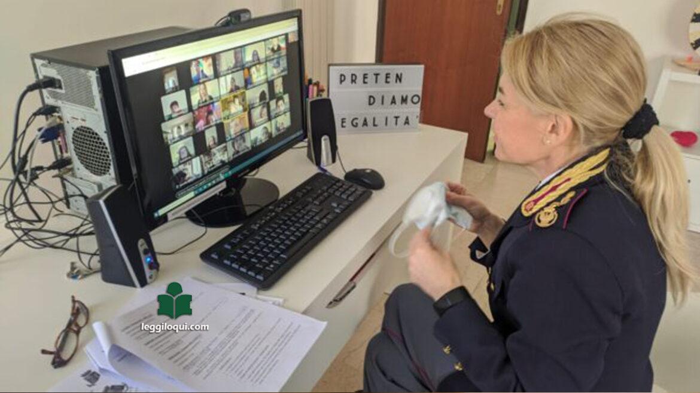 """Riparte il progetto della Polizia di Stato in collaborazione con le scuole """"PretenDiamo legalità"""""""