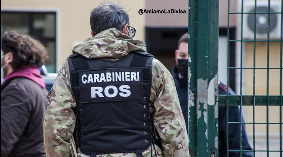 Spionaggio: arrestato ufficiale della Marina militare, accusato di reati attinenti allo spionaggio e alla sicurezza dello Stato