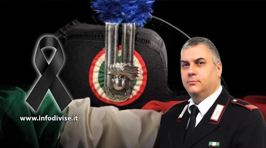 Morto per Covid Stefano Capenti, comandante dei carabinieri di Peschiera Borromeo: aveva 47 anni