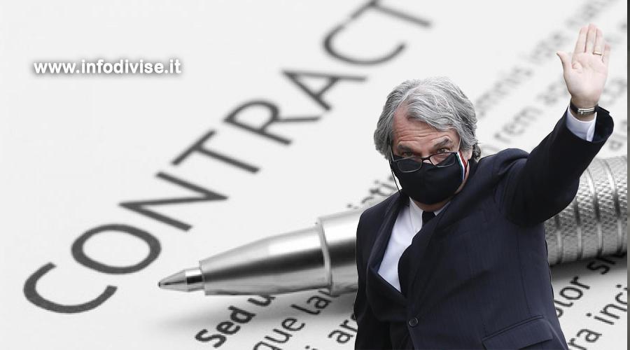Il Ministro Brunetta annuncia la riapertura dei tavoli di trattativa per i contratti