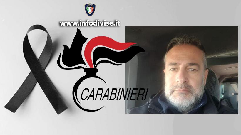 Carabinieri: addio al brigadiere Gianni Falchi