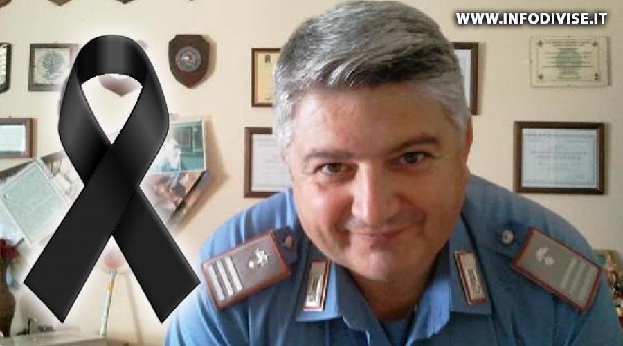 Covid: morto Massimo Paris, comandante della stazione dei Carabinieri di Guarcino