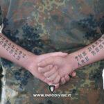tatuaggie e forze armate