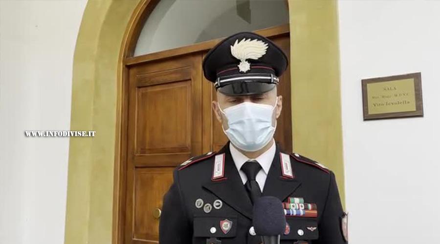 Il racconto del Carabiniere che ha sventato la rapina in corso Calatafimi a Palermo – Video