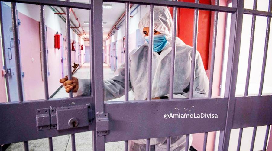 Polizia Penitenziaria: nelle carceri aumentano i contagi