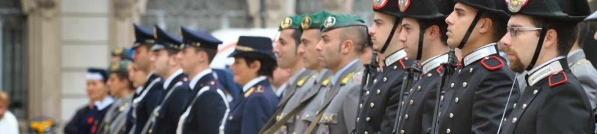 Notizie Corpi di Polizia e Militari
