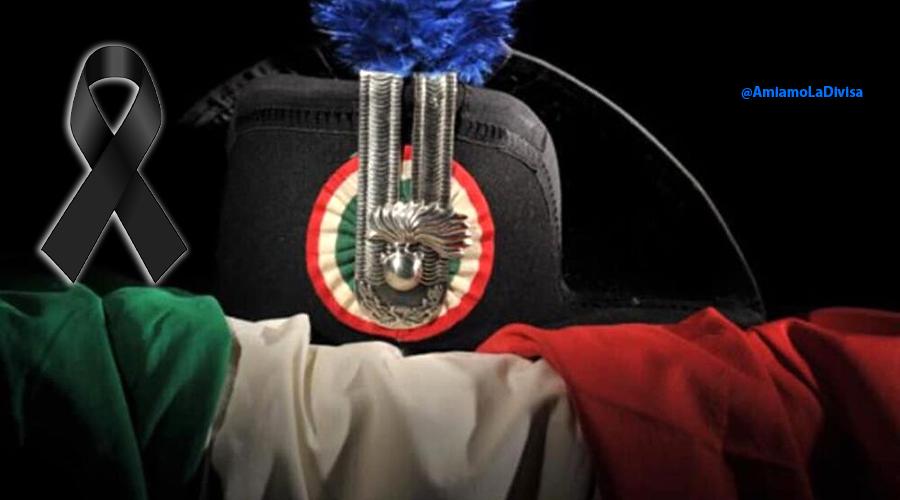 Ancora un carabiniere vittima del Covid: morto l'appuntato Domenico Silvestri