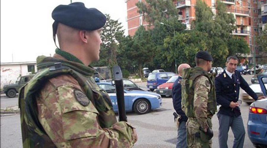 Militare della Brigata dei Granatieri di Sardegna sventa rapina