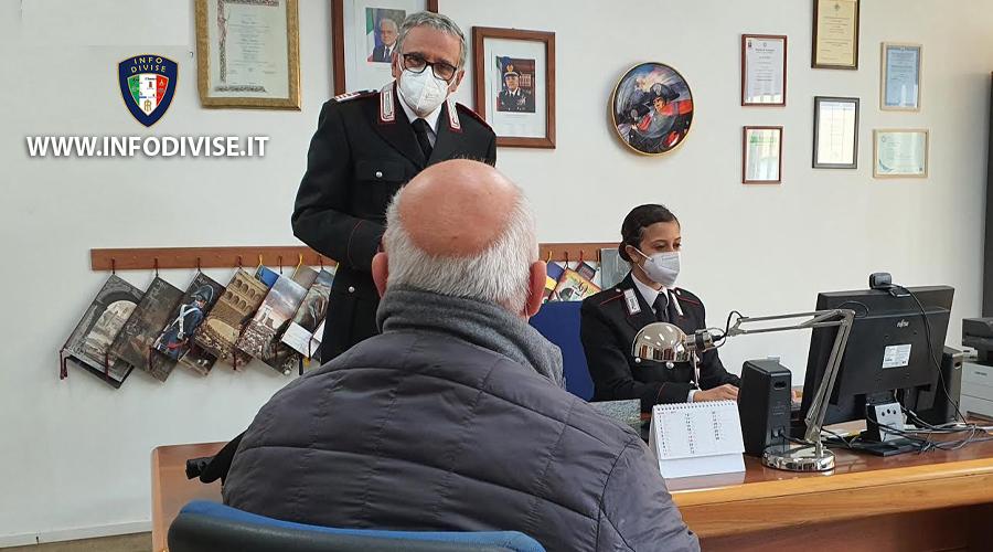 Emilia Romagna: over 70 possono prenotare il vaccino dai carabinieri