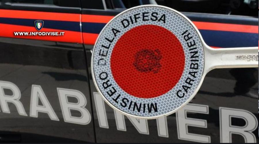 Investe un bambino di 6 anni e fugge, braccata e denunciata dai Carabinieri