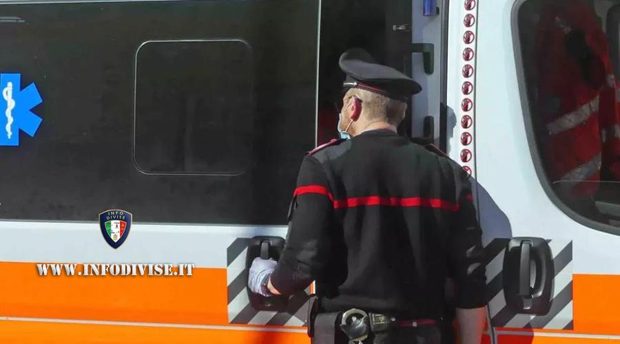 Provoca un incidente stradale senza vittime e fugge: raggiunto a casa dai carabinieri si uccide sparandosi con un fucile da caccia