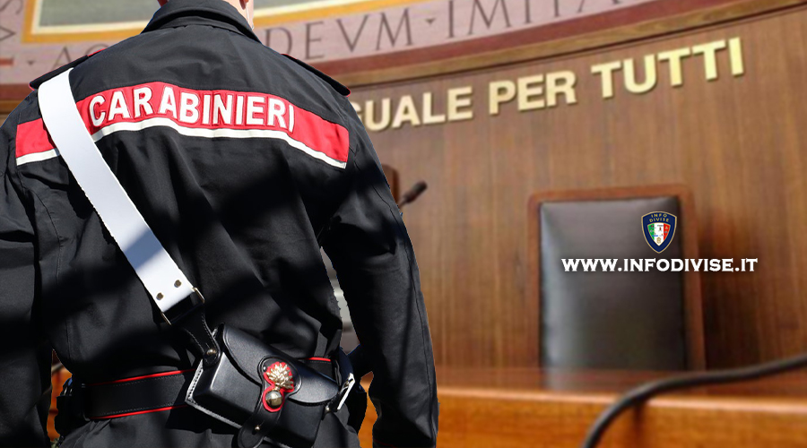 Aspirante carabiniere escluso dal concorso: il Tar condanna due volte l'Arma. Disposto anche il pagamento delle spese giudiziali
