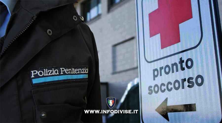 Torino, detenuto tenta di strangolare un agente della Polizia penitenziaria