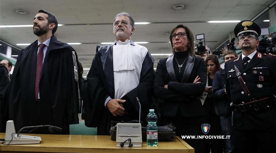 Caso Cucchi,  condanna a 13 anni a due Carabinieri