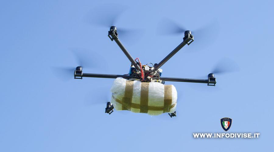 Napoli, pusher monitorava Polizia e Carabinieri con drone: arrestato