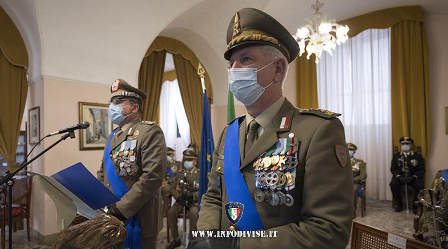 Esercito, Brigata Sassari: il Col. Levato subentra al Gen. Andrea Di Stasio
