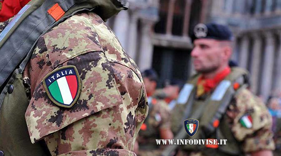 Esercito: esercitazione della brigata Friuli in partenza per il Libano