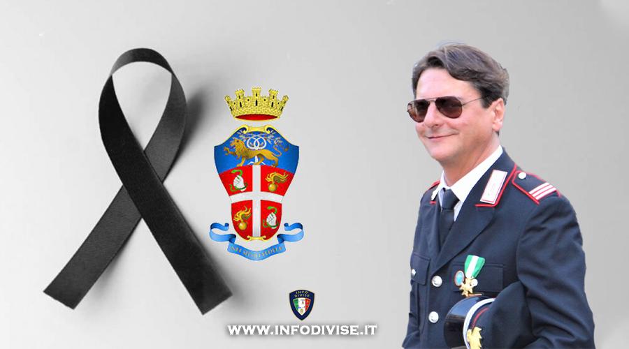 Carabinieri: muore a 57 anni il luogotenente Leonardo Ferrante