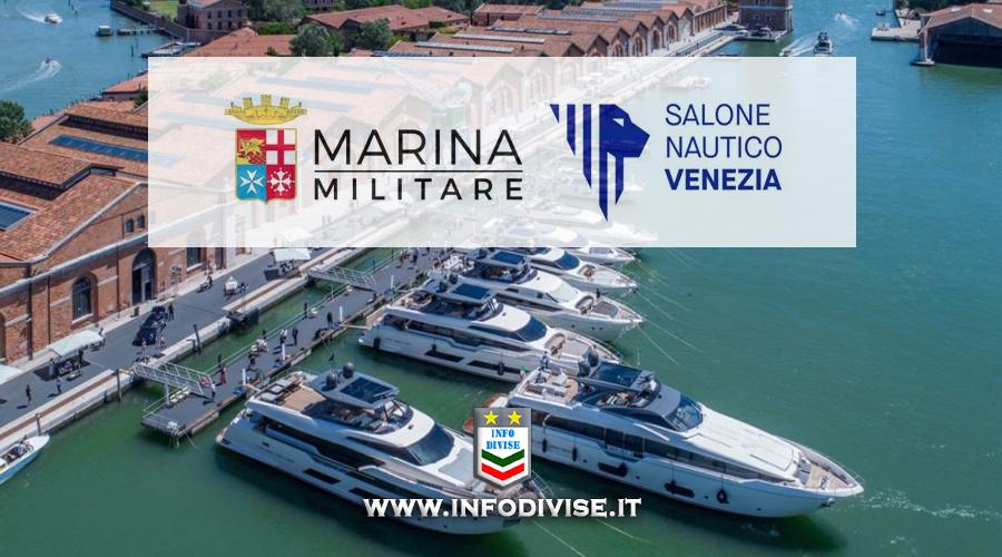 Marina Militare: al via la seconda edizione del Salone di Venezia