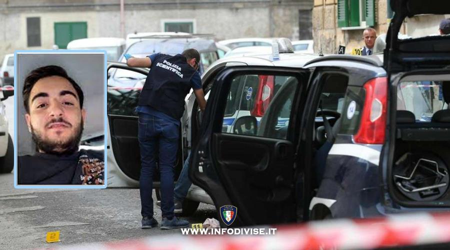 Chiesta l'archiviazione per l'agente che uccise il baby rapinatore Luigi Caiafa