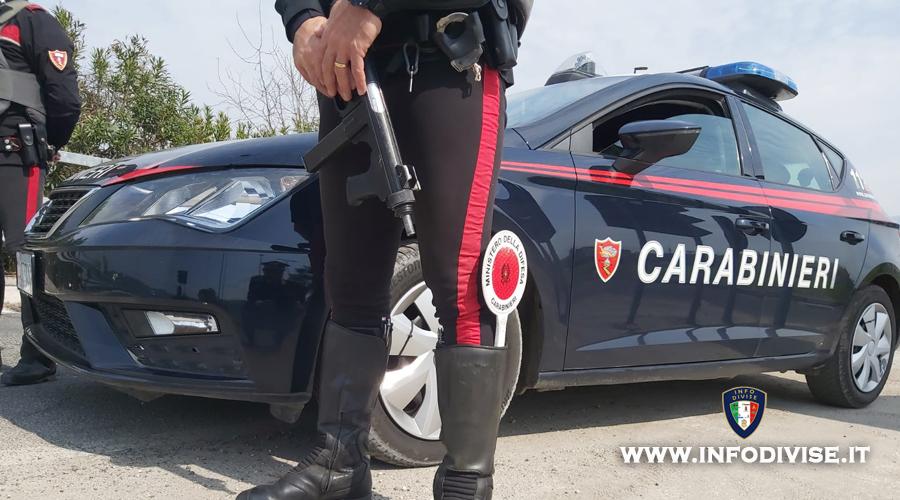 Rapina nel napoletano: carabiniere fuori servizio interviene e arresta il rapinatore