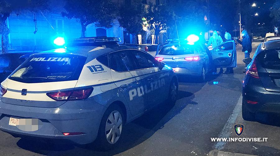 Serenata di nozze finisce in rissa: impiegate  13 volanti della polizia. Due poliziotti feriti