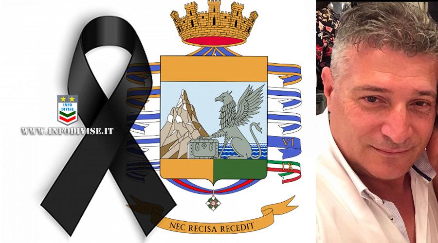 La Guardia di Finanza di Trani piange il vice brigadiere Silvio Di Marco: aveva 56 anni