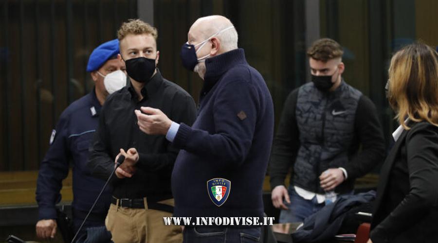 """Omicidio Cerciello Rega, la difesa: """"questa sentenza e' una vergogna per l'Italia"""""""