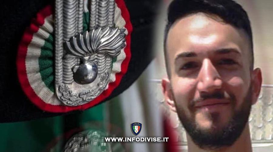 Scontro nell'Agrigentino, muore Davide Ciulla, carabiniere di 25 anni