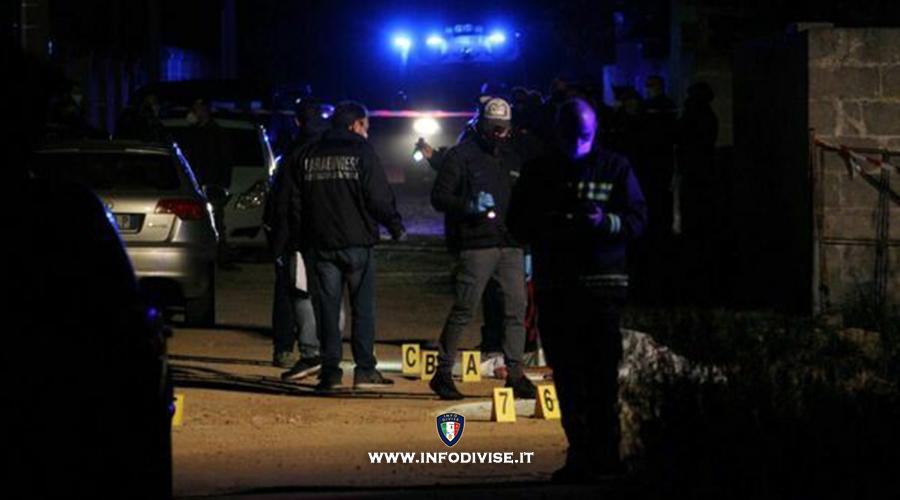 Omicidio dell'ex carabiniere: indagate due persone nel Brindisino