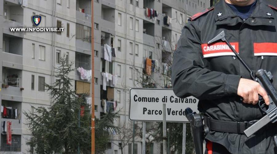 Carabinieri smantellano una delle piazze di spaccio più grandi d'Europa