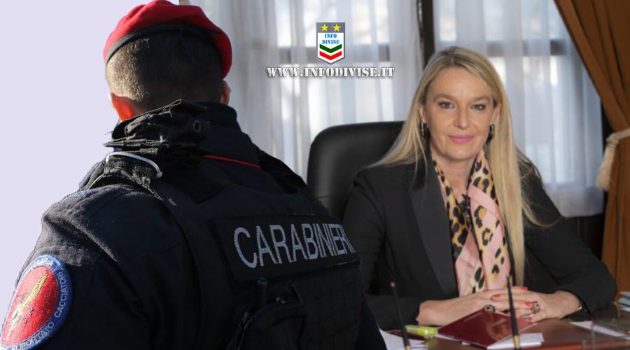 Carabinieri, Pucciarelli: «Cacciatori di Calabria, un'eccellenza»