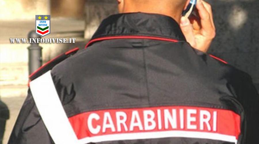 Ex Comandante dei Carabinieri condannato: faceva indagini «su richiesta» di una donna