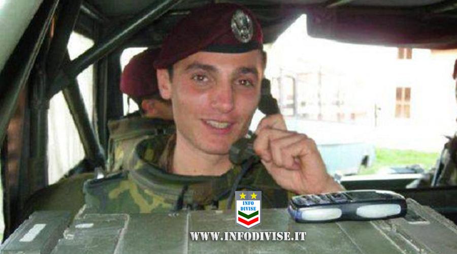Il proiettile che uccise il Parà David Tobini sarebbe compatibile con quelli in dotazione alla Nato