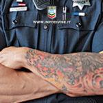 Forze di polizia e tatuaggi