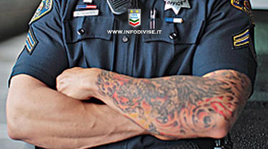 Tatuaggi e Forze dell'Ordine: la vicenda di Karen, esclusa dalla scuola di addestramento Polizia di Roma