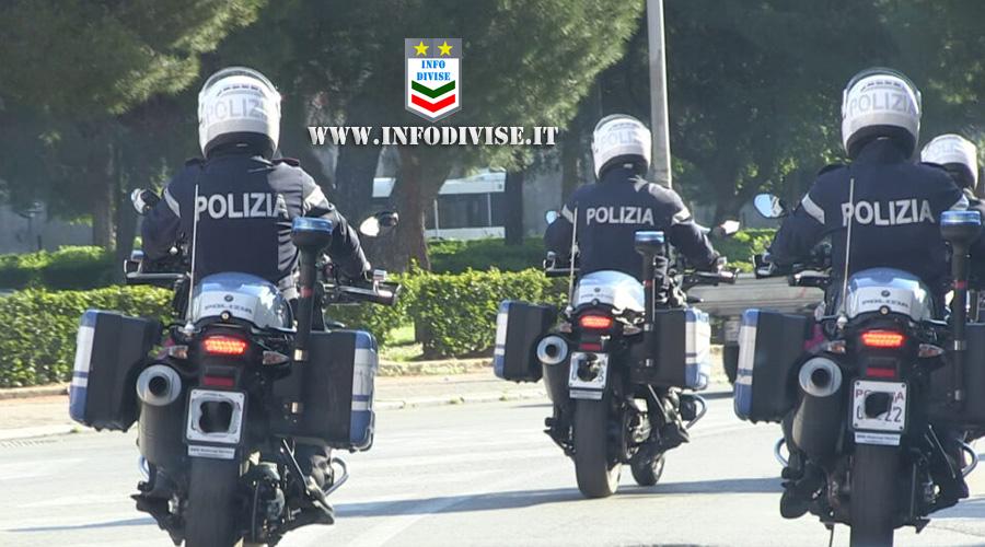 Milano: sperona poliziotti in moto,  mordendoli alle mani per evitare l'arresto