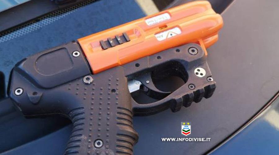 La Polizia Locale di Guidonia Montecelio verrà dotata di pistole al peperoncino