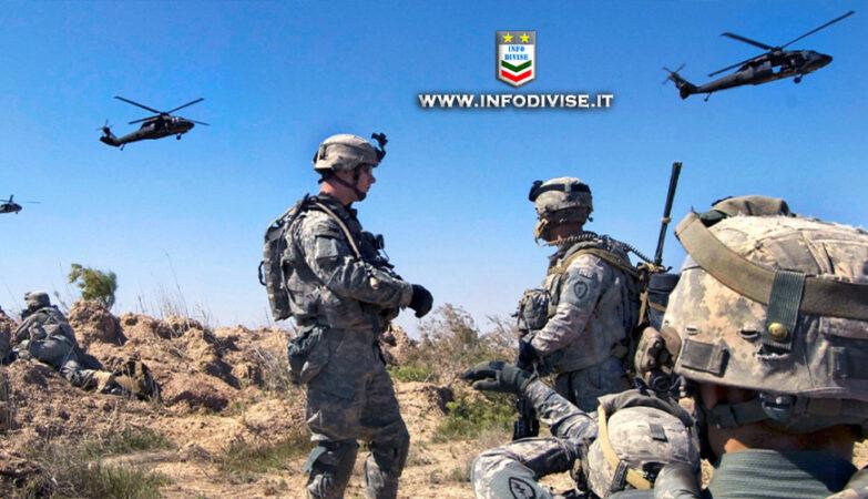 esercito americano armi