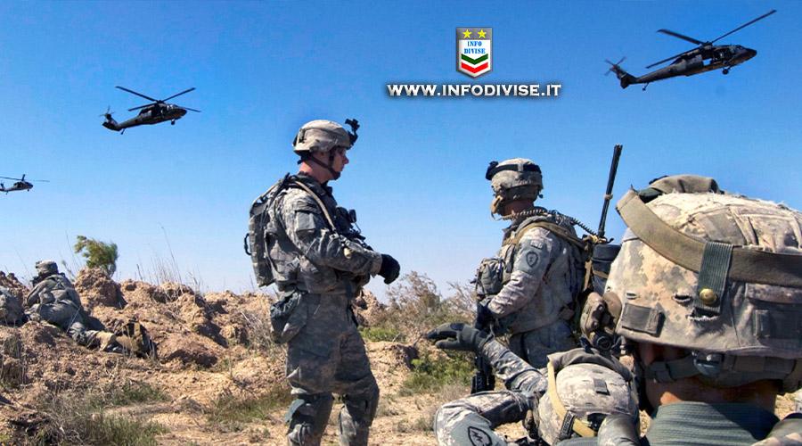 """Esercito americano: in 10 anni """"perse"""" quasi 2 mila armi"""
