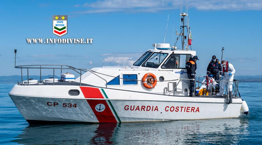 """Guardia Costiera: presentata a l'Operazione """"Mare Sicuro 2021"""""""