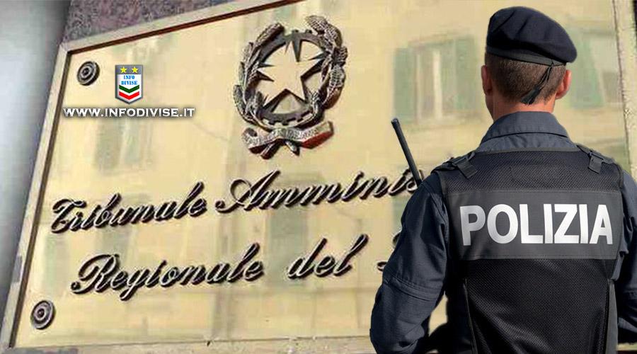 Trieste: il TAR dà ragione al poliziotto. Reintegro in servizio e risarcimento