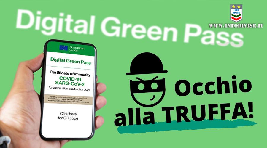 WhatsApp, attenzione al falso messaggio truffa per scaricare il Green Pass