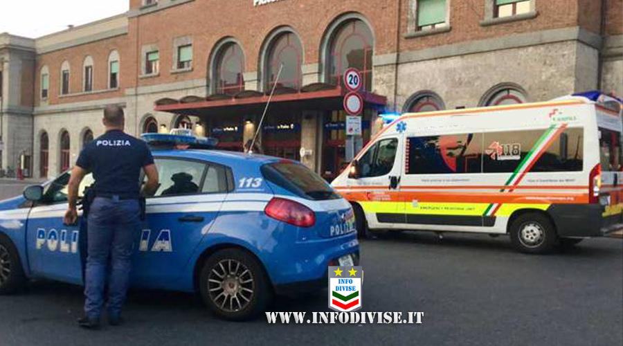 Novara, ruba un'ambulanza: rintracciato e bloccato dalla Polizia