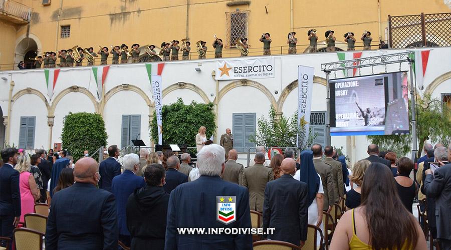 Palermo, inaugurato il Polo dell'Esercito:  luogo d'incontro tra militari e cittadinanza