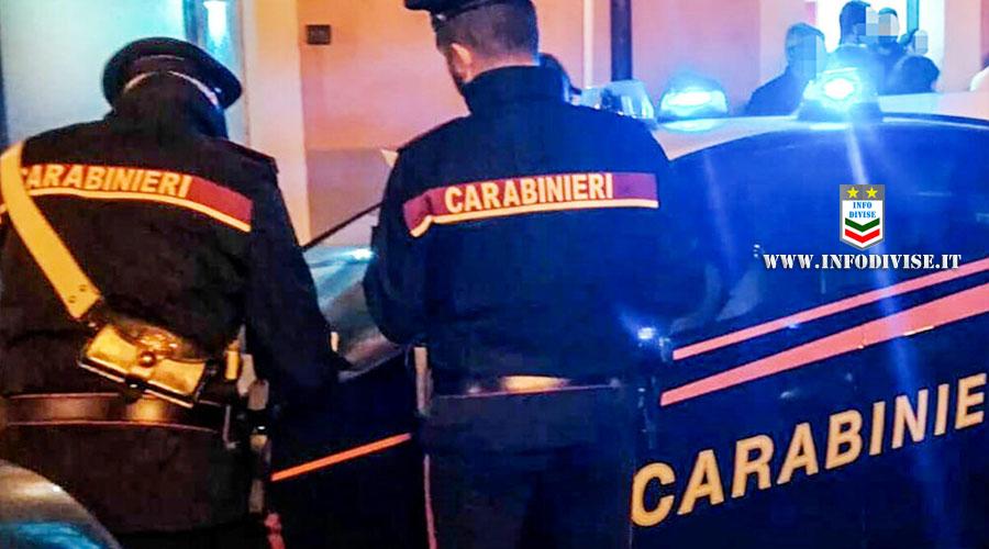 Milano, rissa al battesimo: tre carabinieri feriti, due arresti