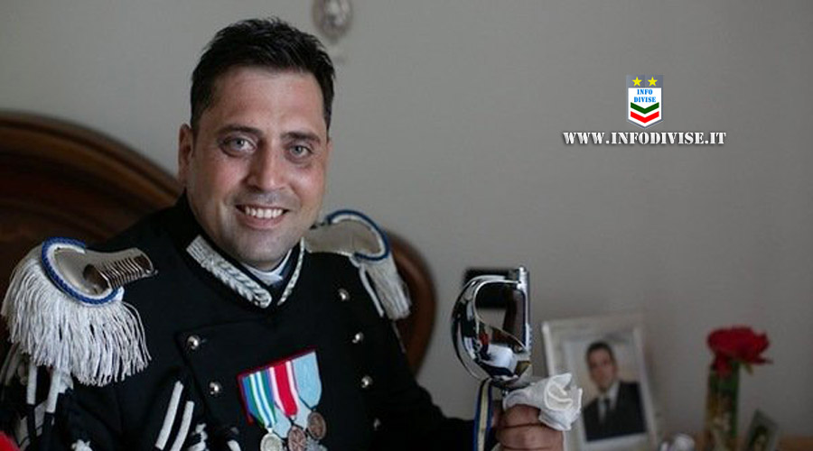 Somma Vesuviana dedicata una scuola al Carabiniere Cerciello Rega
