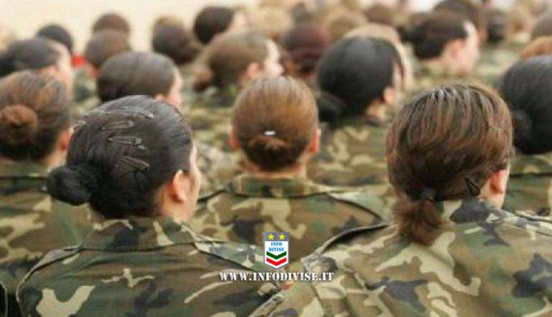 Donne soldato GB